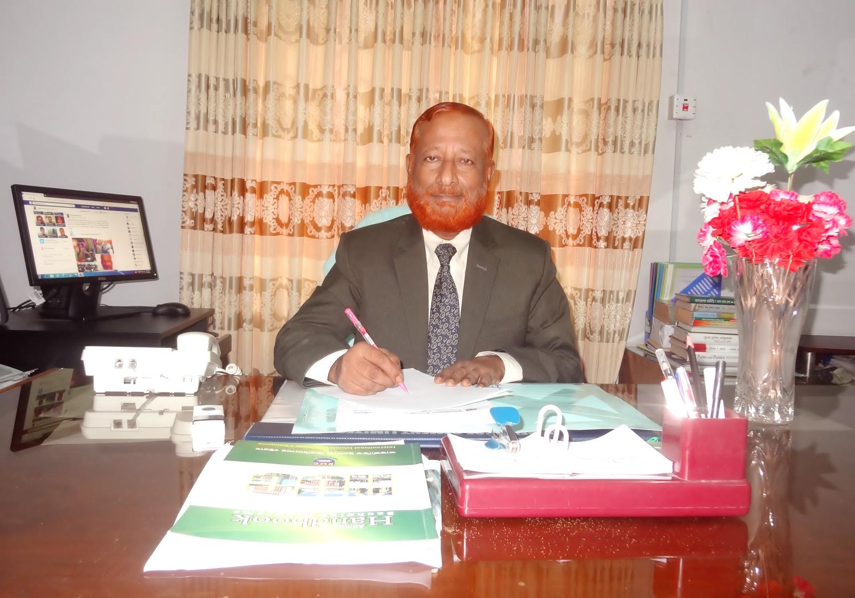 Prof. Dr. Md. Ali Azadi